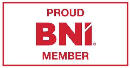 Proud Member BNI